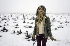 Iceland White Christmas