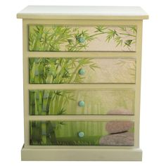 UV Printing on Drawer Chest (Personal Product) #UVPrinting