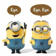Minions - Eye