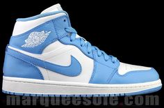 "Preview: Air Jordan 1 Retro High ""University Blue"""
