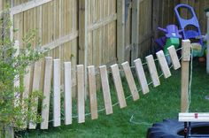 let the children play: 5 ideas for outdoor music play Giant  xylophone for the yard?