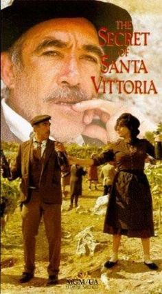 The Secret of Santa Vittoria, 1969 Directed by Stanley Kramer, with Anthony Quinn, Anna Magnani, Virna Lisi via imdb.com