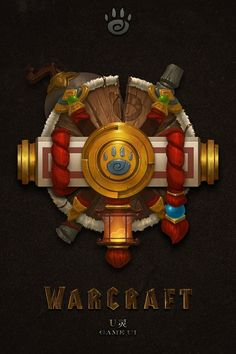 "See ""[collection] UI- game World of Warcraft logo design series"" Original, Original size: 1000x1500"