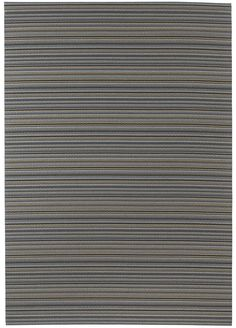 Woodnotes paper yarn carpet Midsummer col. graphite-black.