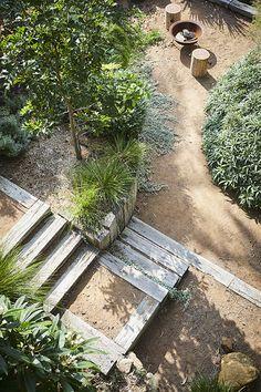 6 Useful Tips For Any Landscape Design – Home Dcorz Coastal Gardens, Beach Gardens, Outdoor Gardens, Australian Garden Design, Australian Native Garden, Gravel Garden, Garden Path, Garden Landscape Design, Native Plants