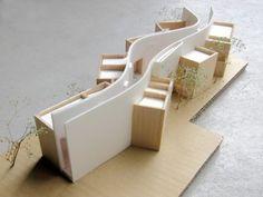 【すまいと】 建築家発 オープンハウス・イベント・震災情報ブログの画像|エキサイトブログ (blog) Minimalist Architecture, Modern Architecture, Architecture Concept Diagram, Commercial Complex, Boundary Walls, 3d Modelle, Arch Model, Modelos 3d, Trondheim