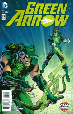 Green Arrow (2011 4th Series) 49B