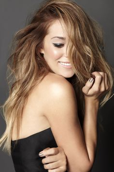 amazing hair Lauren Conrad by Steve Erle