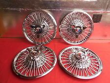 4 NOS 68 70 71 Ford Fairlane Mustang Falcon Maverick Wheelcovers