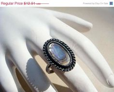 Ring Sale Vintage Sarah Coventry mother of by PaganCellarJewelry, $10.33