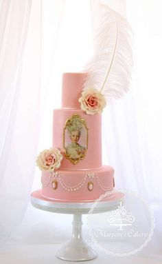 marie antoinette  Birthday Party Ideas | Photo 23 of 31