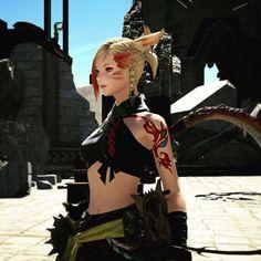 Final Fantasy XIV Miqo'te