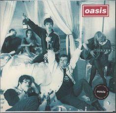 "Oasis Cigarettes & Alcohol 7"" vinyl single (7 inch record) UK OAS07CI38725"