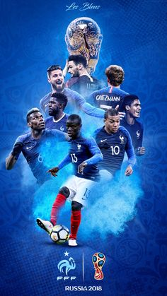 fd4dc4ee9 I KNEW THEY WOULD BE SURE WINNERS French National Soccer Team