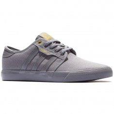 on sale 6550e 126f0 Adidas Seeley Shoes - Charcoal Grey