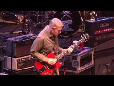 "Allman Brothers, ""The Sky Is Crying,"" 12/3/2011 - If you like Blues, this song is for you."