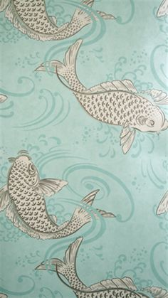 Osborne & Little wallpaper Derwent (W5796-06) (www.osborneandlittle.com)