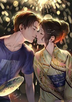 Watch anime online in English. You can watch free series and movies online and English subtitle Couple Anime Manga, Manga Anime, Manga Kawaii, Art Manga, Anime Love Couple, Anime Couples Manga, Cute Anime Couples, Anime Guys, Anime Couples Hugging