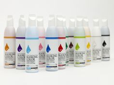 Water-based paint [Masking Color] | Complete list of the winners | Good Design Award