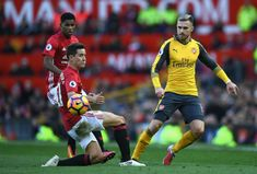 Precious points in the top-four race will be up for grabs when Arsenal host Manchester United at the Emirates Stadium in the Premier League on Sunday. Arsenal Fc, Arsenal Players, Premier League Goals, Premier League Matches, Arsenal Vs Manchester United, Ruud Van Nistelrooy, Football Predictions, English Premier League, Arsenal F.c.