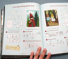 mini folktale notecards | my own project, featured in book M… | Flickr