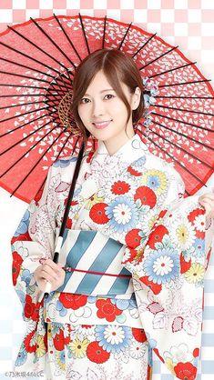 Kimono Japan, Japanese Kimono, Japanese Beauty, Asian Beauty, Prity Girl, Japanese Costume, Cute Japanese Girl, Yukata, Photos Of Women