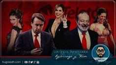 Los únicos 'Beneficiados' del TELETÓN: Azcárraga y Slim