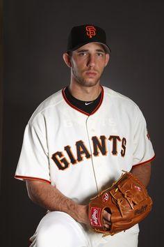 Madison Bumgarner Photos: San Francisco Giants Photo Day