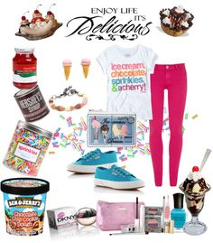 """Delicious"" by mchankins ❤ liked on Polyvore"