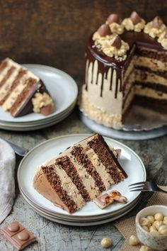 Torte Recepti, Kolaci I Torte, Baking Recipes, Cookie Recipes, Dessert Recipes, Desserts, Torta Recipe, Bun Cake, Chocolate Bowls
