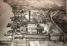 Tate and Lyle factory, Silvertown, Newham East End London, Old London, Old Pictures, Old Photos, Pictures Of England, Photo Record, Newham, London History, Republic Of Ireland