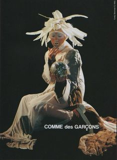 Creatures of Comfort — Cindy Sherman for Comme des Garcons, 1993
