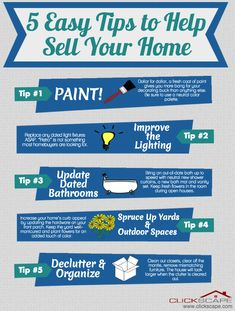 Selling Your House Fast [INFOGRAPHIC] #staging #homestaging ... on staging your home, selling a home, buying your home, unique ways to stage your home,