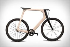 #wooden #bicycle