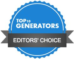 Top 10 generators list of best selling portable generators, top-rated and expert recommended portable power generators. Compare the top 10 power generators.