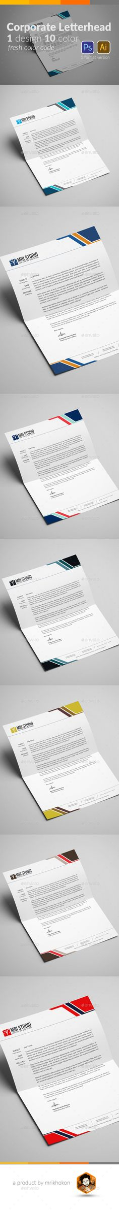 Letterhead design template psd letterhead design templates letterhead design template psd letterhead design templates pinterest letterhead design template and letterhead examples spiritdancerdesigns Image collections