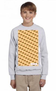 chickens Youth Sweatshirt