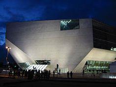 Rem Koolhaas –Porto
