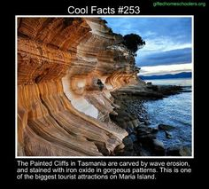 Cool facts #253  http://en.wikipedia.org/wiki/Maria_Island