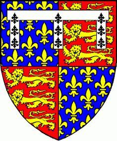 Heráldica Real Portuguesa: Br de João de Gand, Duque de Lancaster