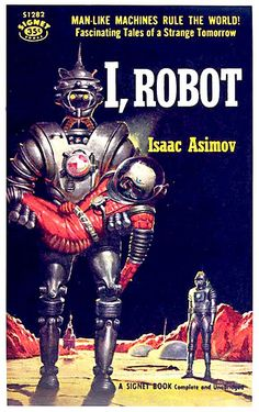I read this classic sci-fi novel at my son's request.  Very enjoyable read.