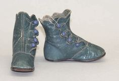 antique baby shoes ... c. 1890