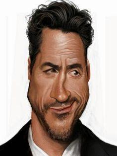 UNIVERSO NOKIA: Robert Downey Jr-wallpaper