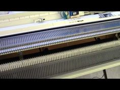 TLC For Your Knitting Machine by Diana Sullivan - YouTube