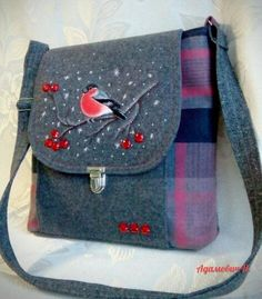 Quilted Bag, Cotton Bag, Louis Vuitton Monogram, Hand Embroidery, Purses And Bags, Handbags, Quilts, Stitch, Tote Bag
