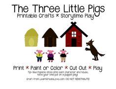 Marci fejlesztő és kreatív oldala: A három kismalac