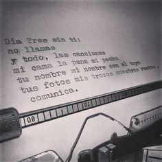 Escritos, frases, poemas.