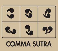 punctuation…