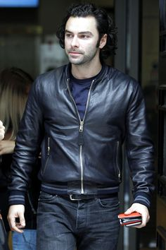 Aidan Turner. Lovely.