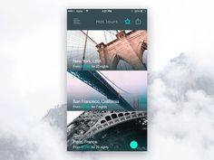 Hey guys! Check out our new animation for Travel app.  Hope you like them!  Follow us on Behance,  Twitter, Facebook, Instagram!   Also check our websites Agilie and Mobile.design